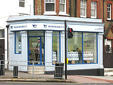 William Nelhams shop front